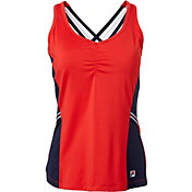 Fila Women's Heritage Tennis Cami Tank