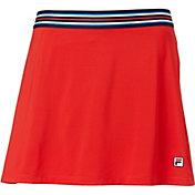 Fila Women's Heritage A-Line Tennis Skort