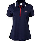 FILA Women's Heritage Tennis Polo