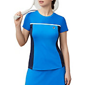 FILA Women's Heritage Tennis T-Shirt