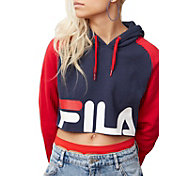 FILA Women's Luciana Cropped Hoodie