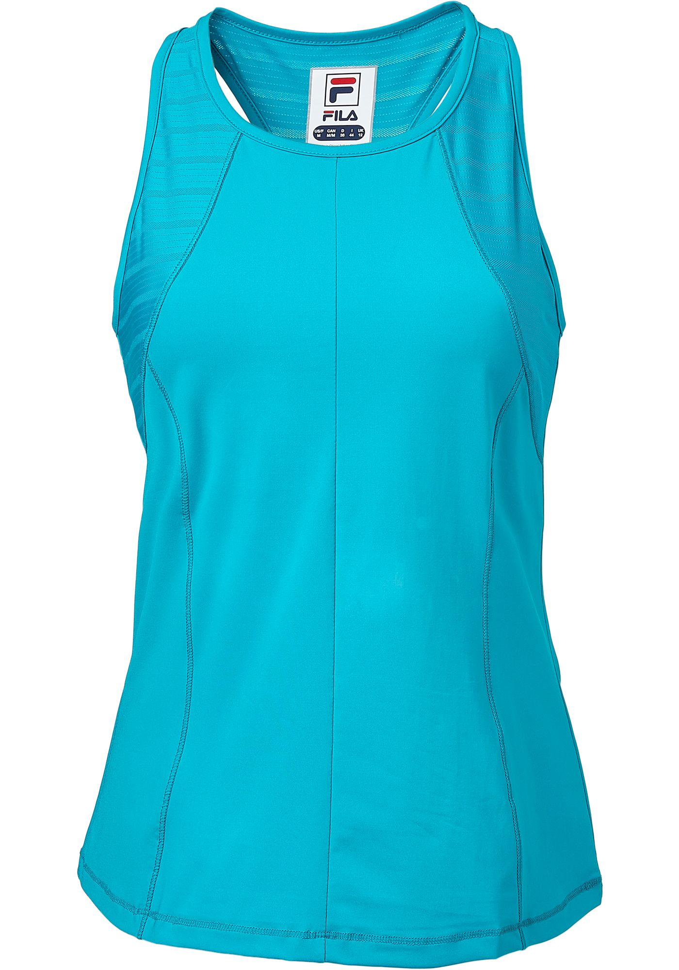 FILA Women's Court Allure Racerback Tennis Tank