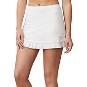 Fila Women's Aqua Sole Pleated Hem Tennis Skort