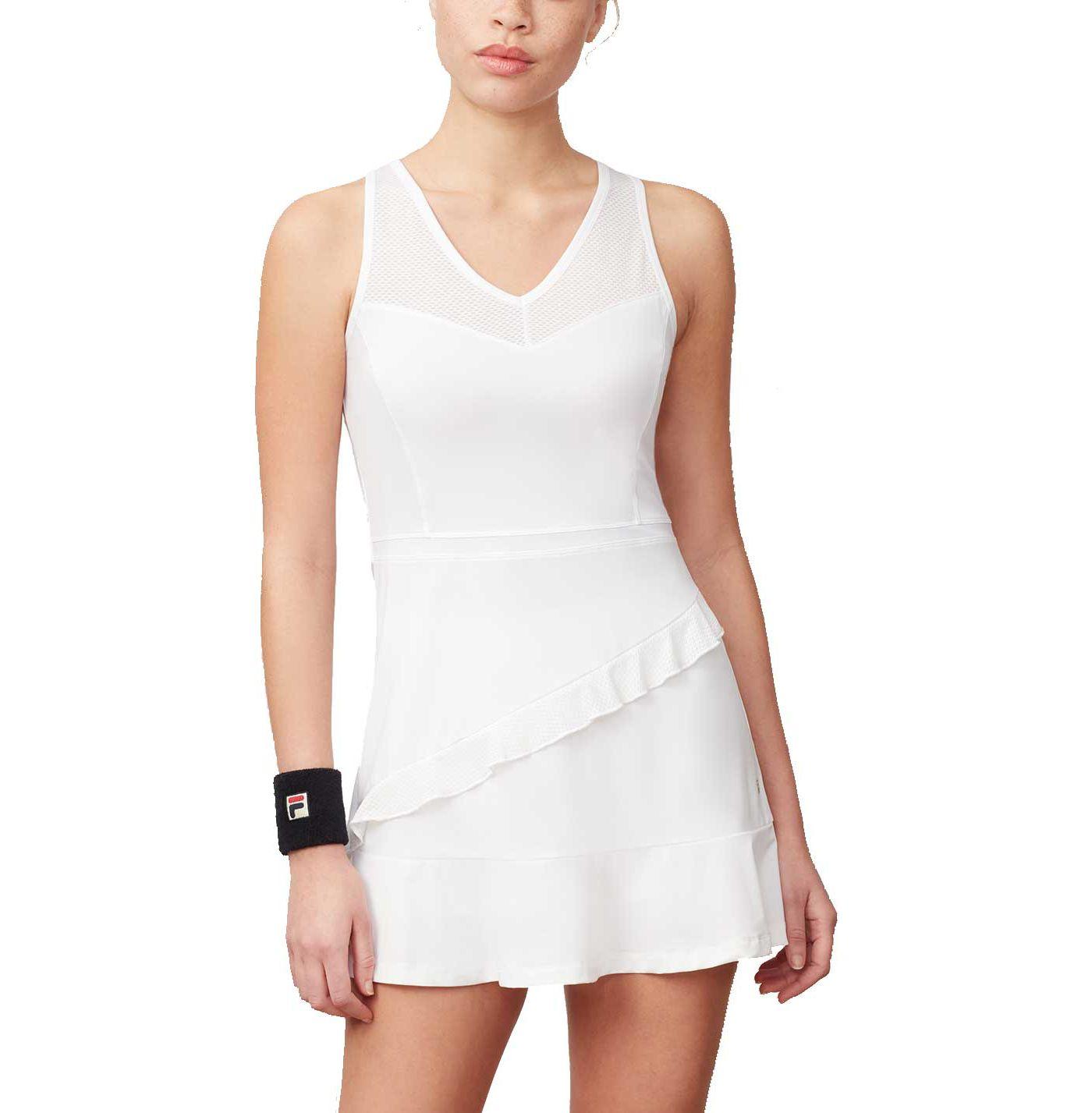 Fila Women's Ruffle Tennis Dress