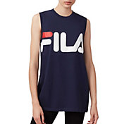FILA Women's Sesto Sleeveless Tee