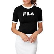 FILA Women's Tionne Crop Tee