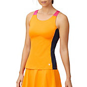 Fila Women's Awning Color Blocked Tennis Tank