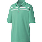 FootJoy Men's Space Dye Double Chest Stripe Golf Polo