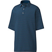 FootJoy Men's Lisle Foulard Print ProDry Golf Polo