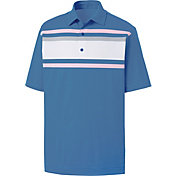 FootJoy Men's End on End Lisle Golf Polo