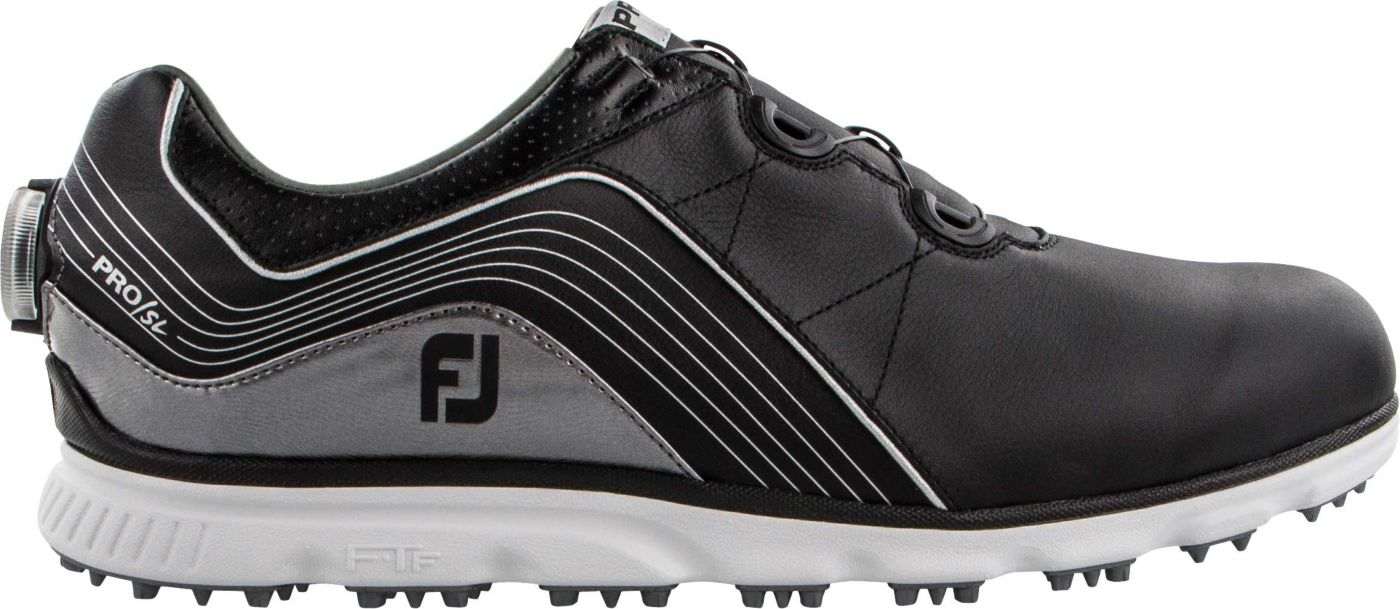 FootJoy Men's 2019 Pro/SL BOA Golf Shoes