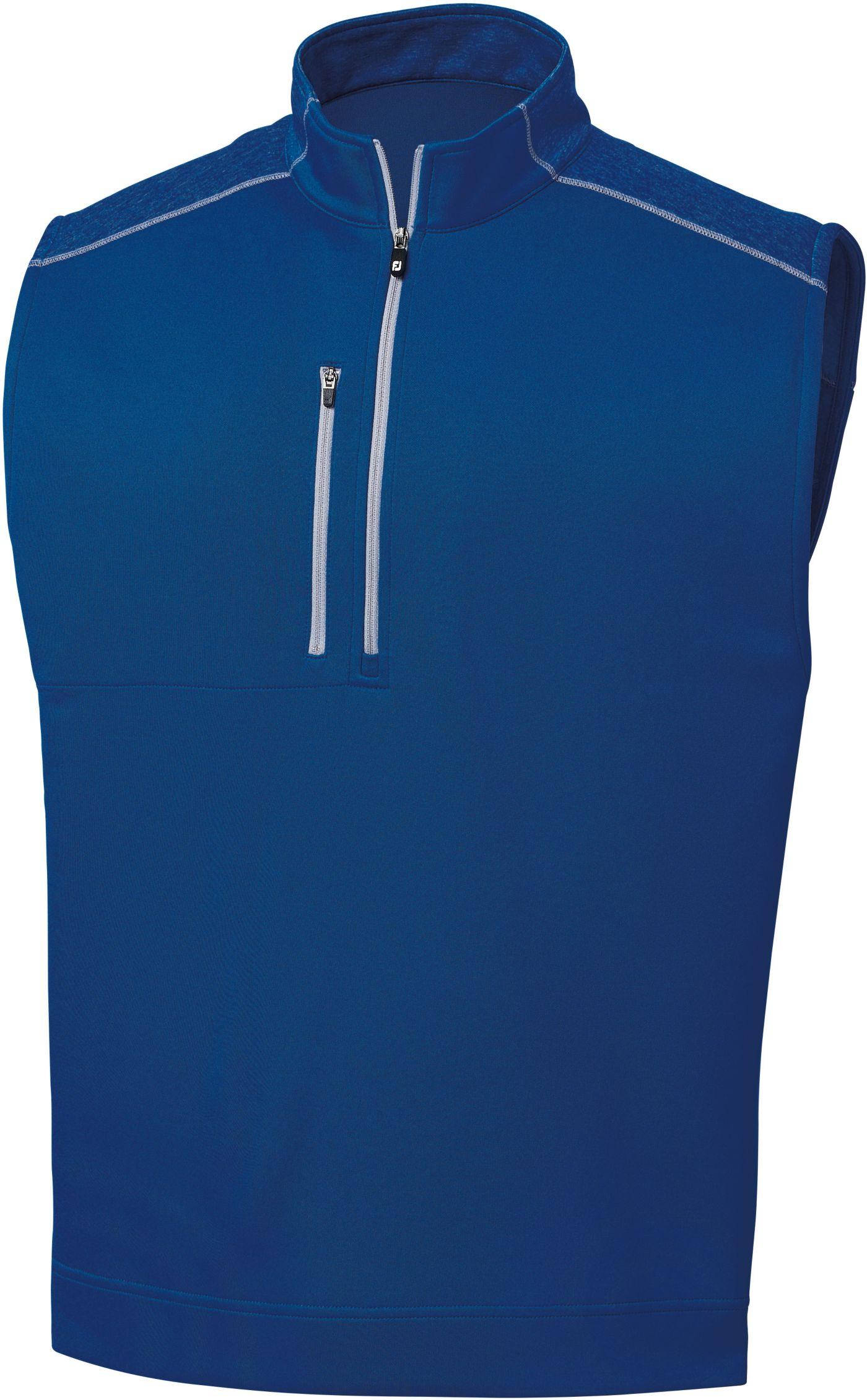 FootJoy Men's Half Zip Golf Vest