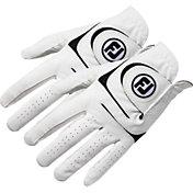 FootJoy WeatherSof Golf Glove - 2 Pack - Prior Generation