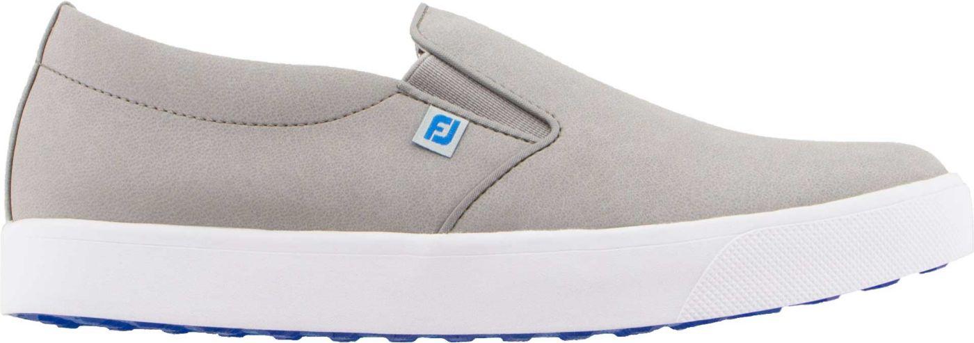 FootJoy Women's Sport Retro Slip-On Golf Shoes