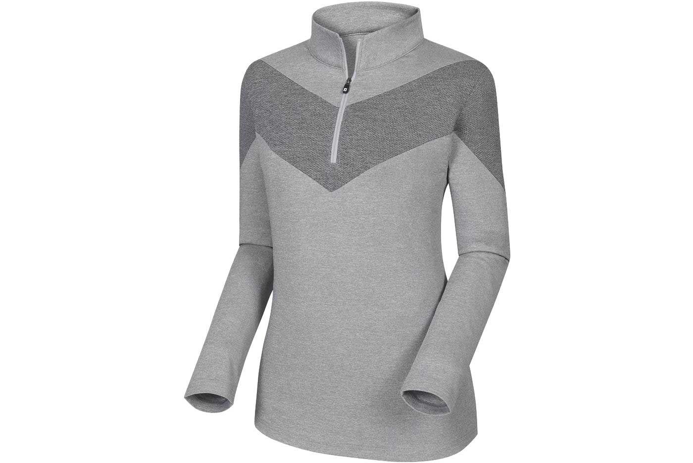 FootJoy Women's Engineered Jersey ¼-Zip Golf Pullover