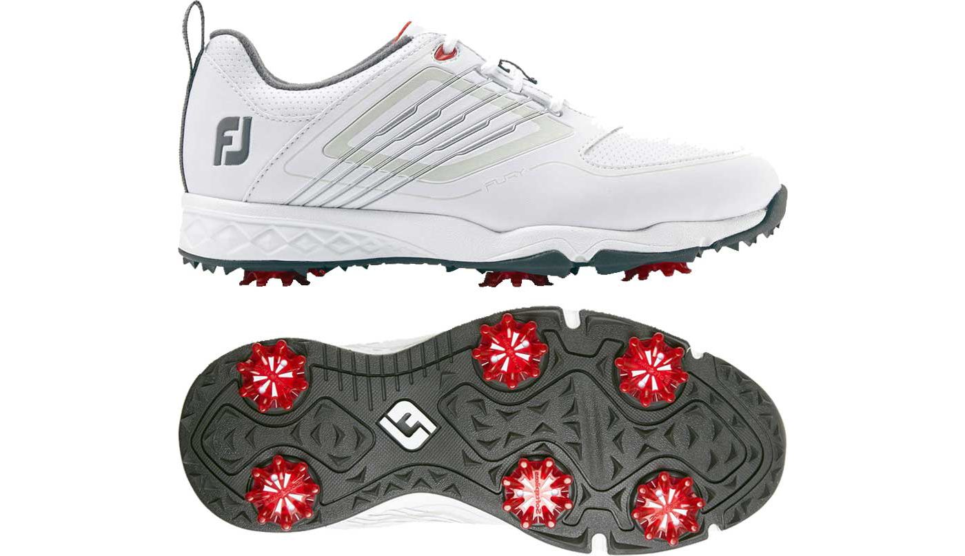 FootJoy Youth Fury Golf Shoes