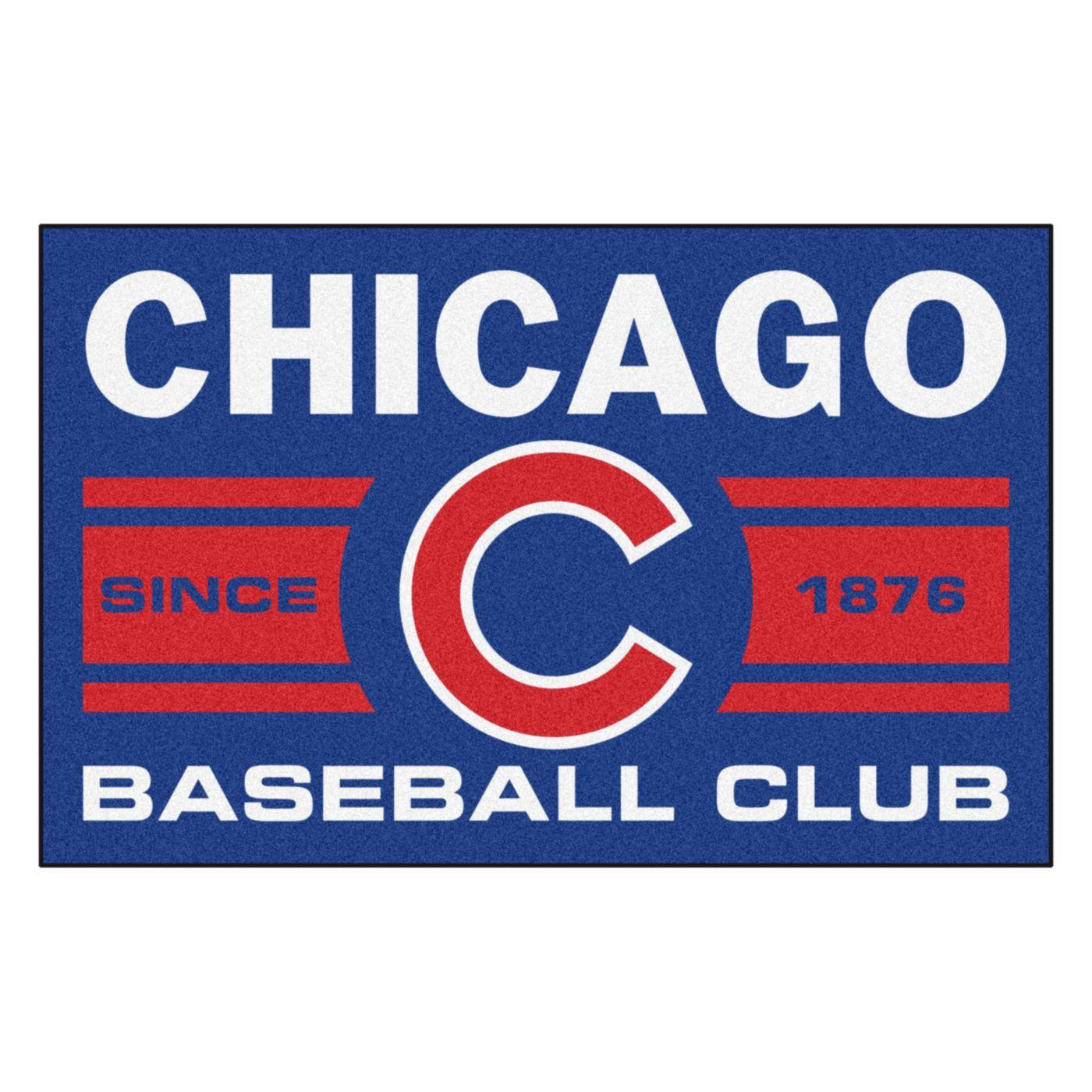 FANMATS Chicago Cubs Starter Mat