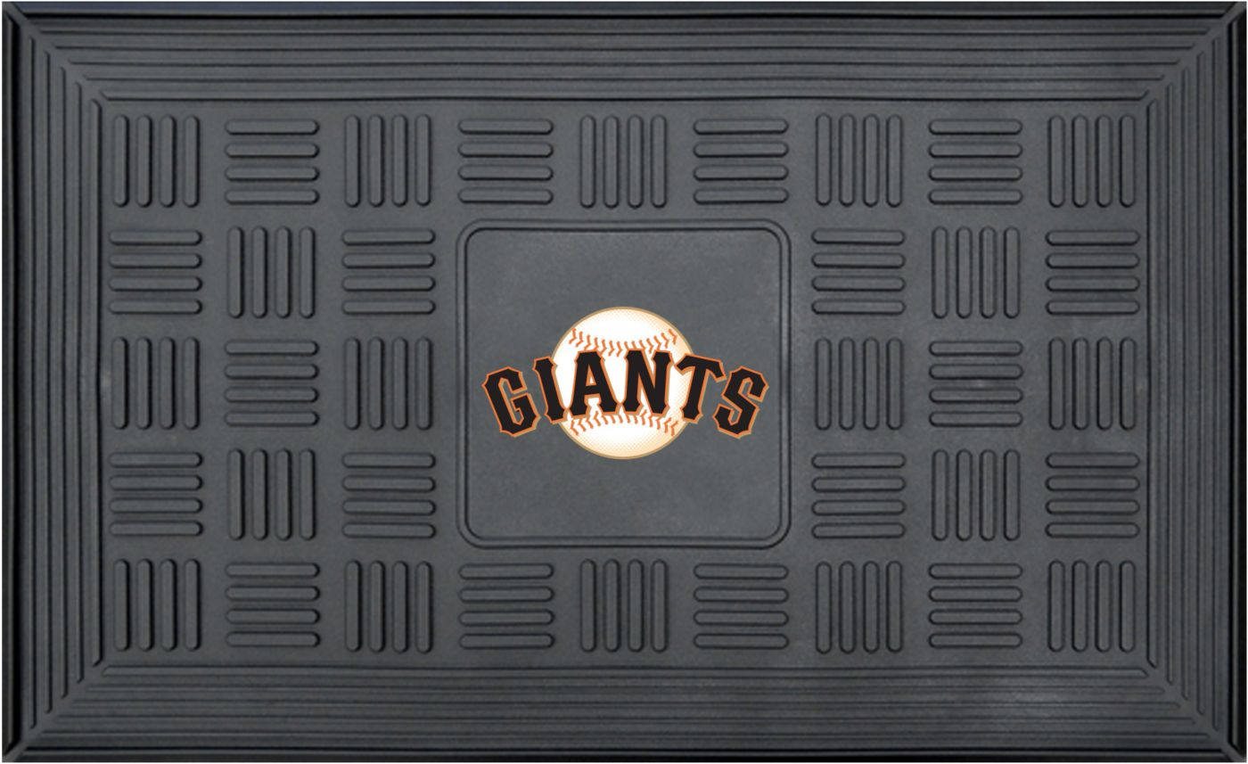 FANMATS San Francisco Giants  Door Mat