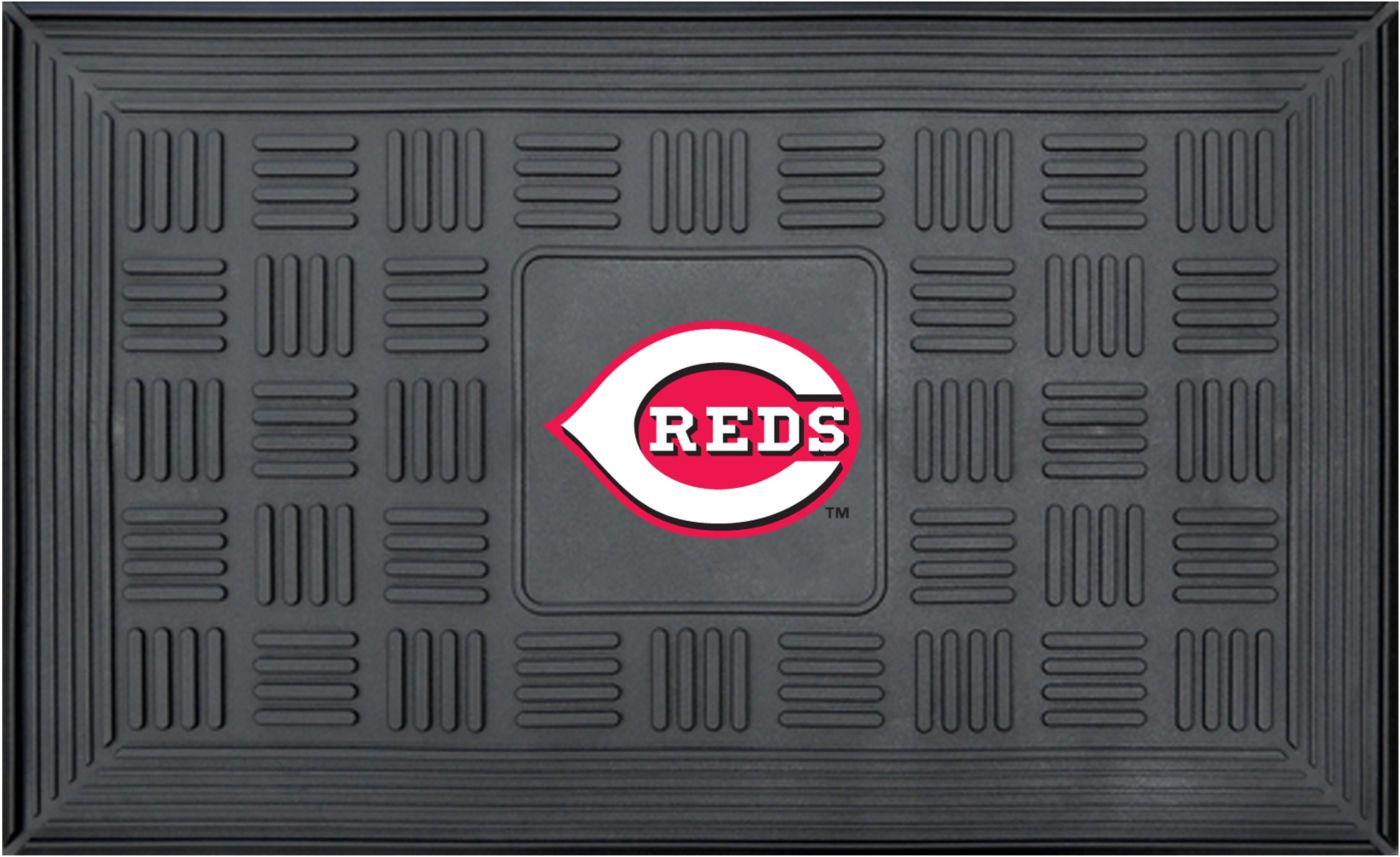 FANMATS Cincinnati Reds  Door Mat