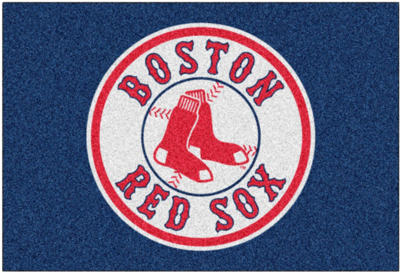 FANMATS Boston Red Sox Starter Mat