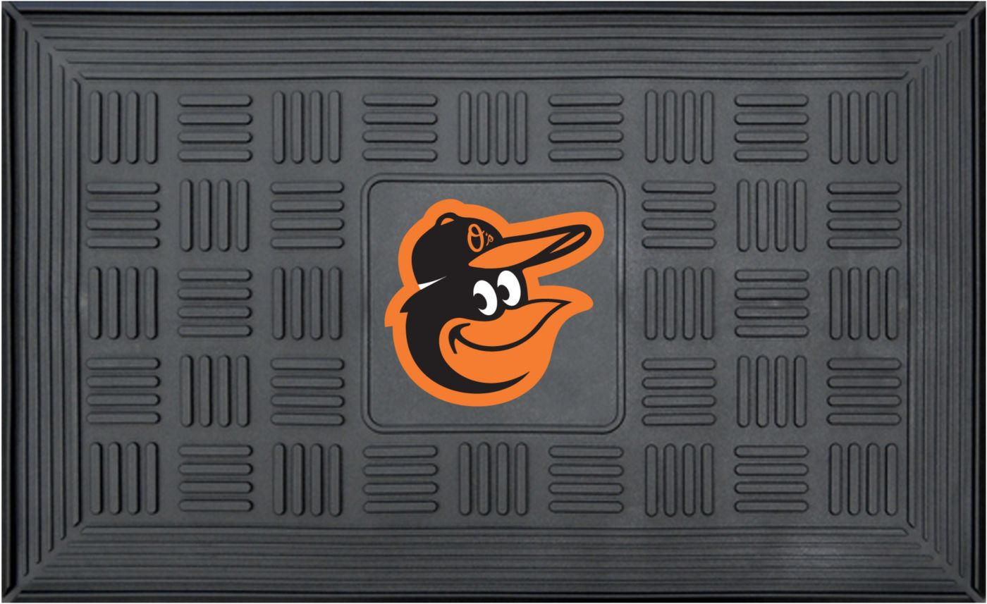 FANMATS Baltimore Orioles  Door Mat