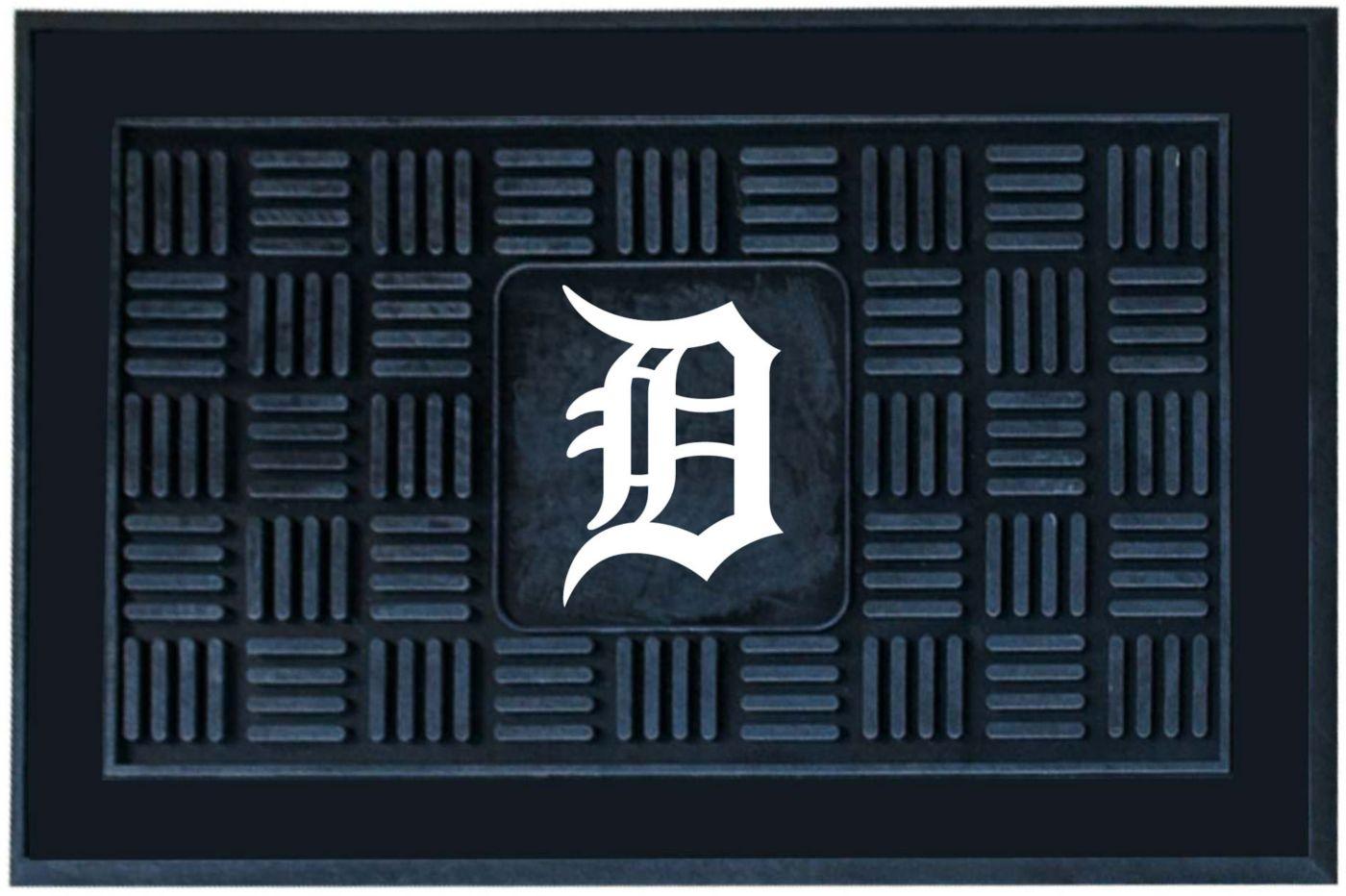 FANMATS Detroit Tigers  Door Mat