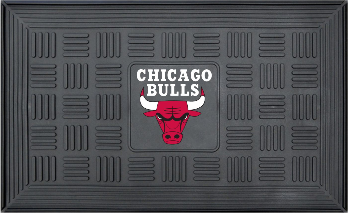 FANMATS Chicago Bulls  Door Mat