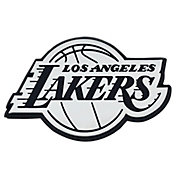 FANMATS Los Angeles Lakers Chrome Emblem