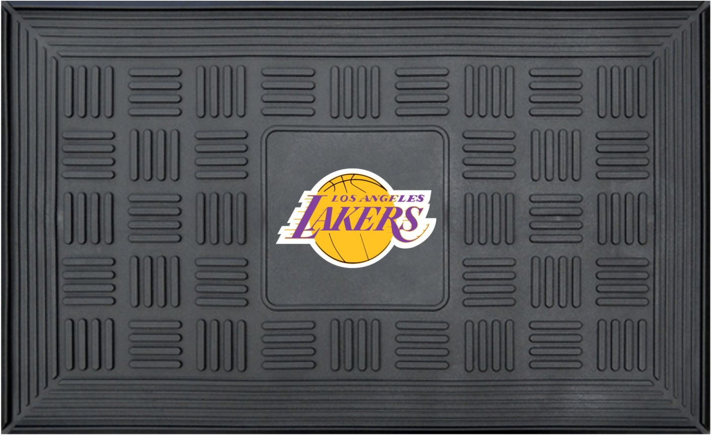 FANMATS Los Angeles Lakers  Door Mat