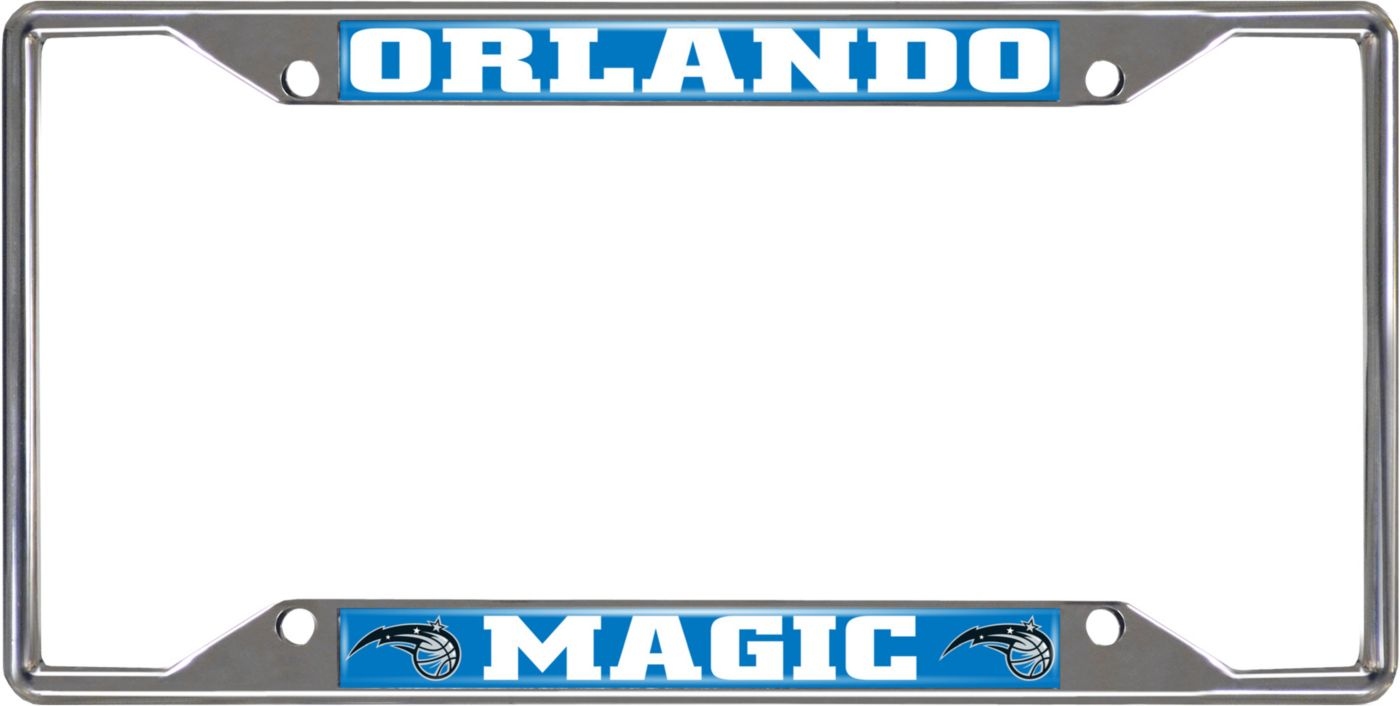 FANMATS Orlando Magic License Plate Frame
