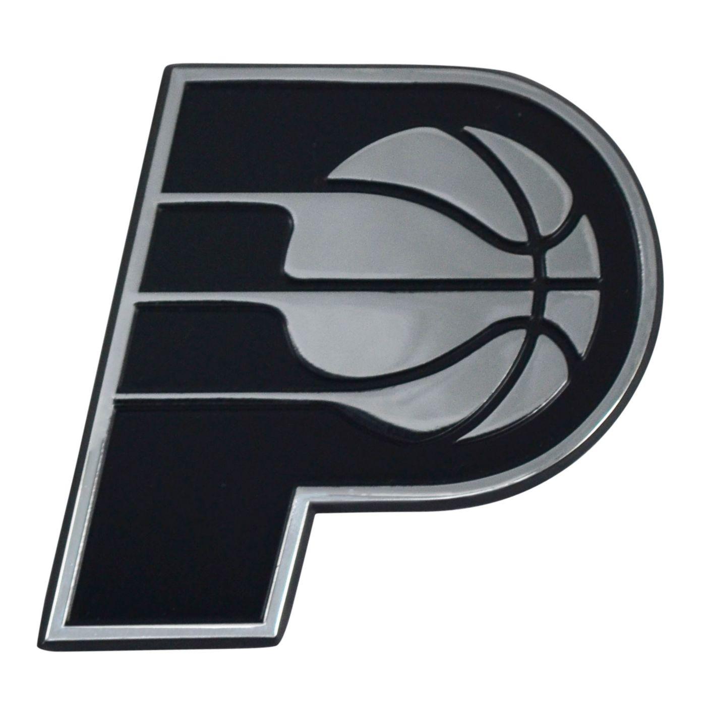 FANMATS Indiana Pacers Chrome Emblem