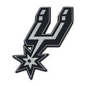 FANMATS San Antonio Spurs Chrome Emblem