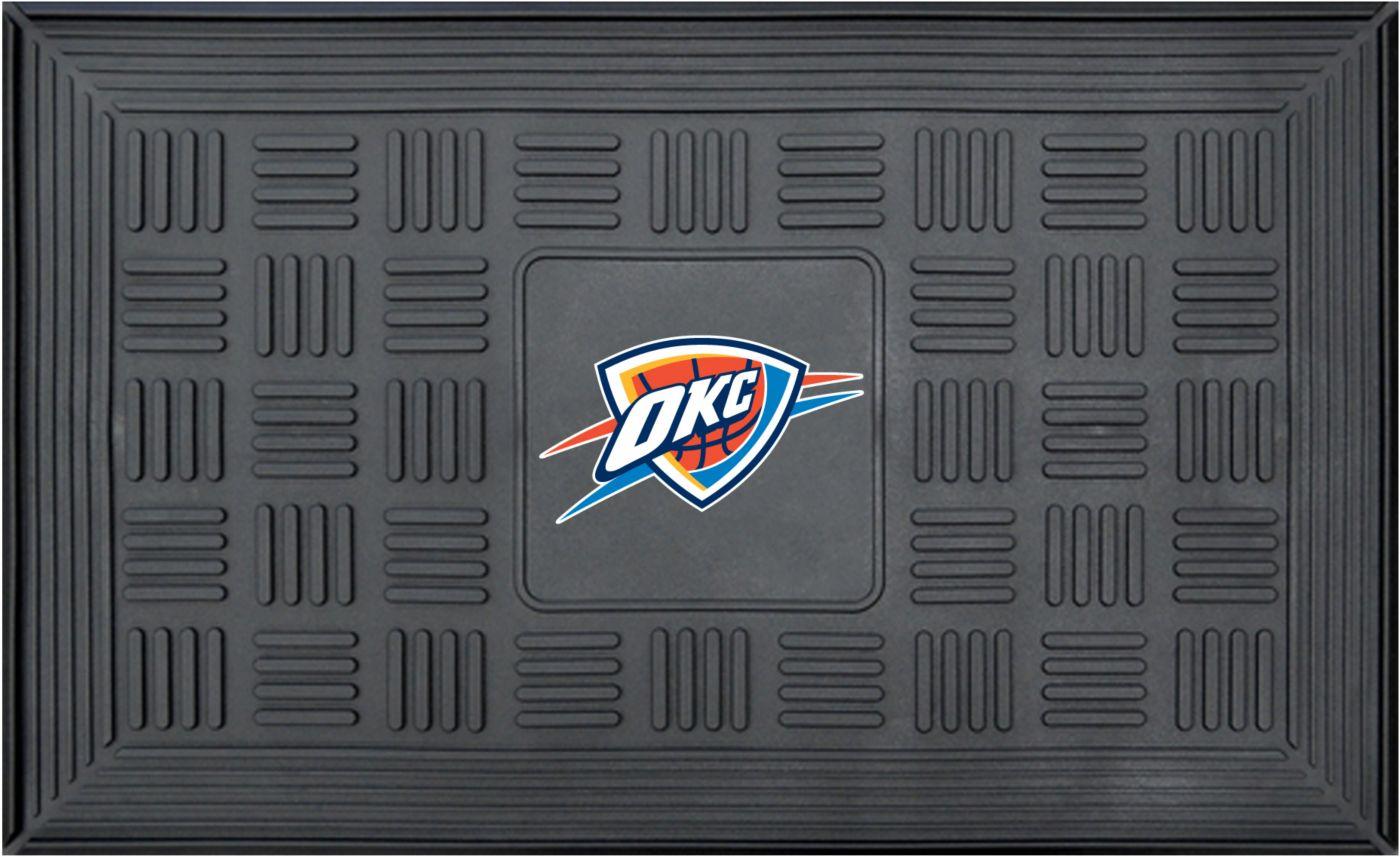 FANMATS Oklahoma City Thunder  Door Mat
