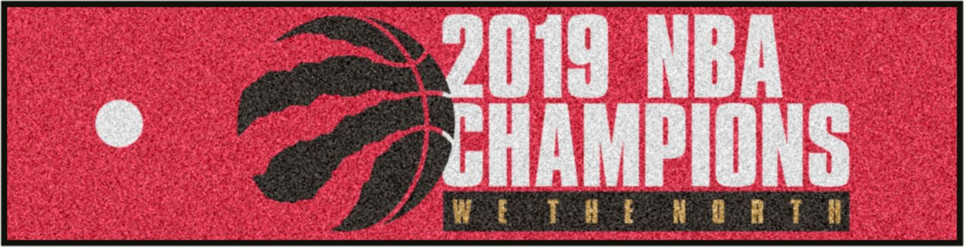 FANMATS 2019 NBA Champions Toronto Raptors Putting Mat