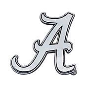 FANMATS Alabama Crimson Tide Chrome Emblem