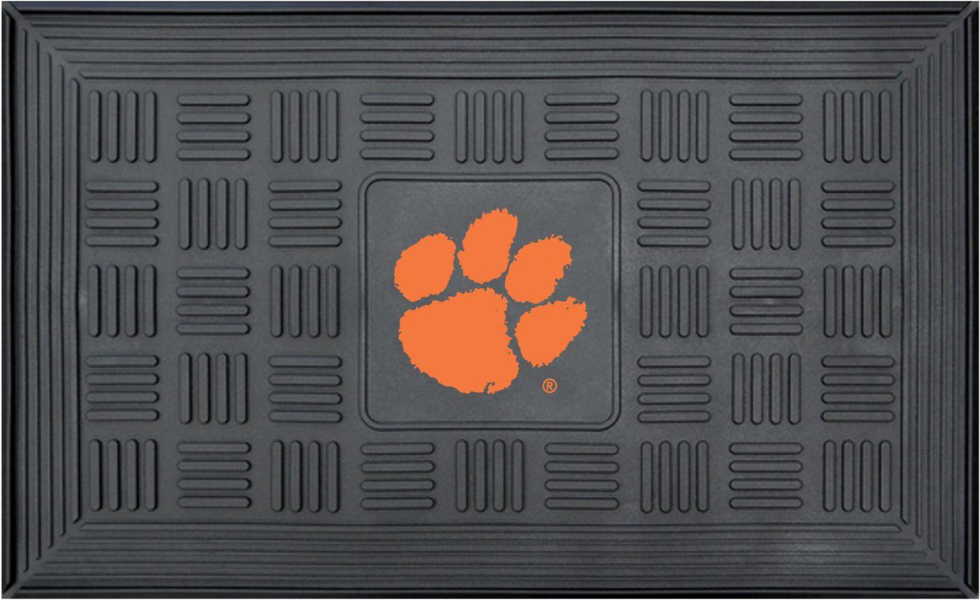 FANMATS Clemson Tigers  Door Mat