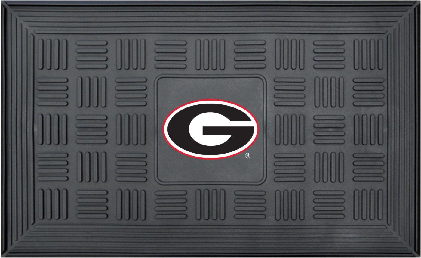 FANMATS Georgia Bulldogs  Door Mat