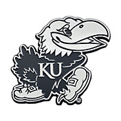 FANMATS Kansas Jayhawks Chrome Emblem