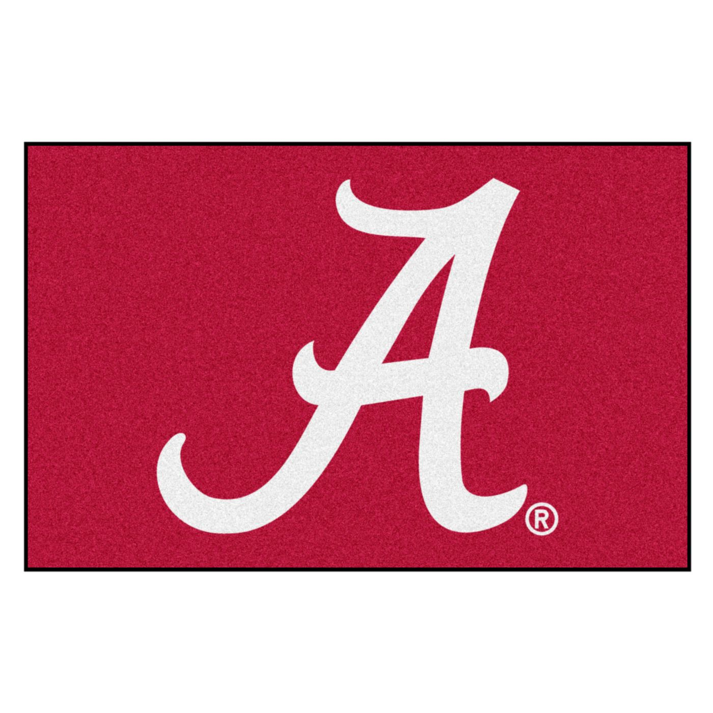 FANMATS Alabama Crimson Tide Starter Mat