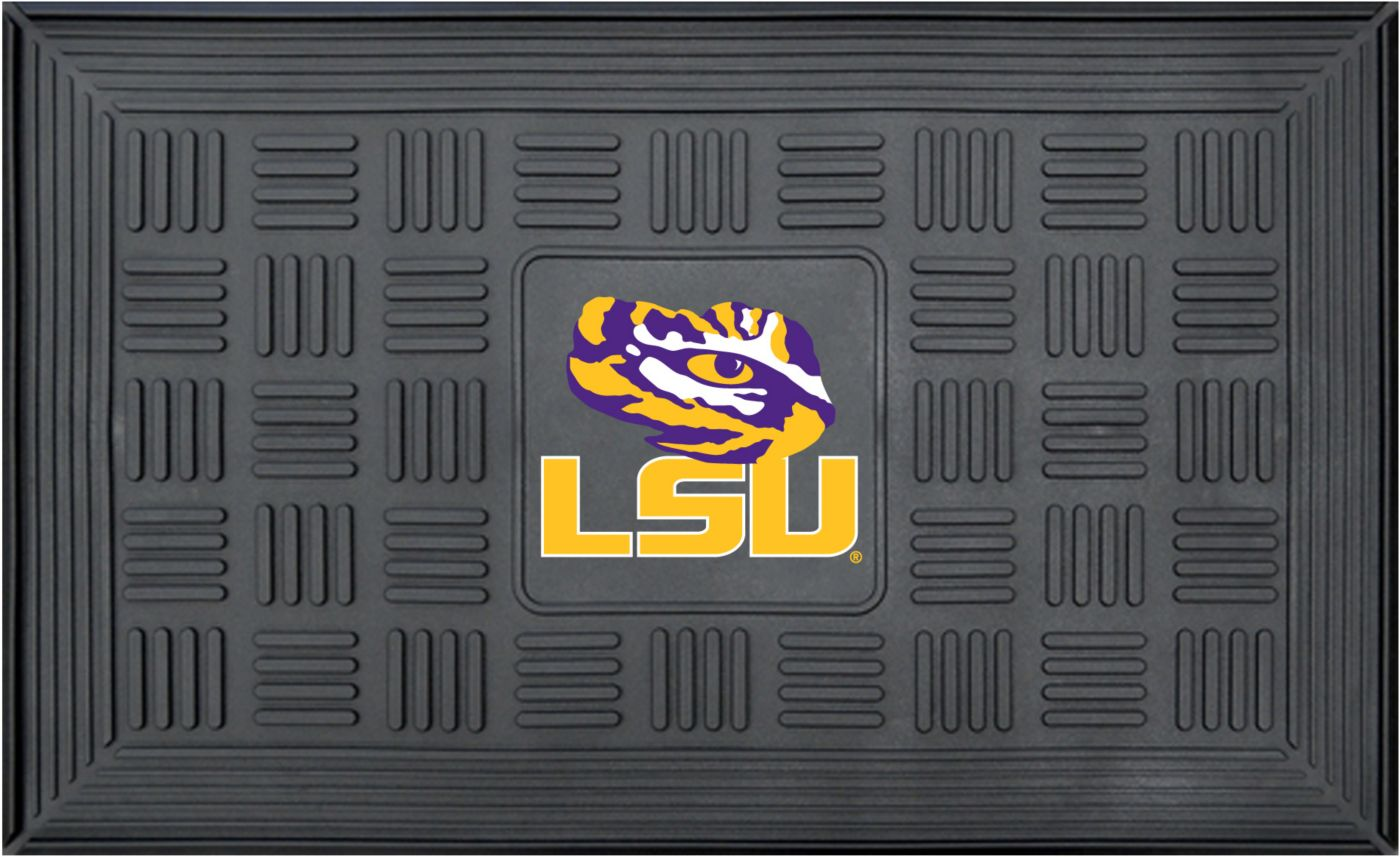 FANMATS LSU Tigers  Door Mat