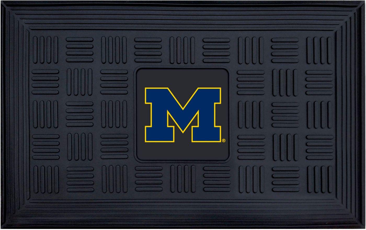 FANMATS Michigan Wolverines  Door Mat