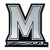 FANMATS Maryland Terrapins Chrome Emblem