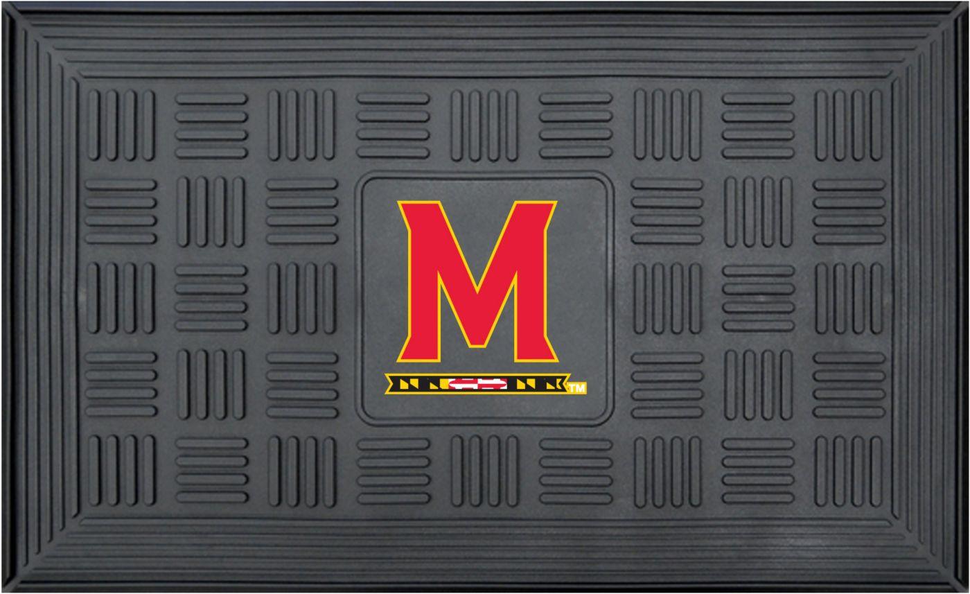 FANMATS Maryland Terrapins  Door Mat