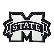 FANMATS Mississippi State Bulldogs Chrome Emblem