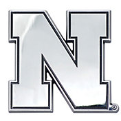FANMATS Nebraska Cornhuskers Chrome Emblem