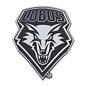 FANMATS New Mexico Lobos Chrome Emblem