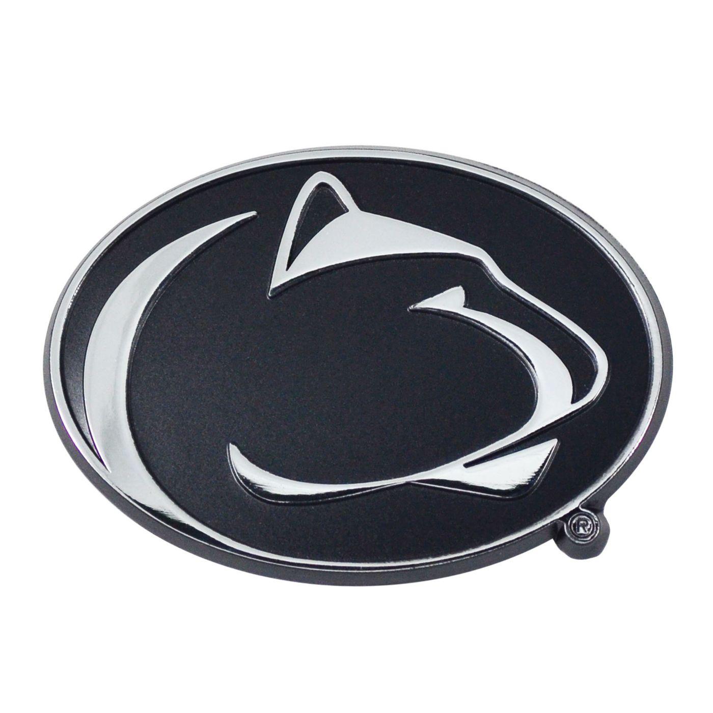 FANMATS Penn State Nittany Lions Chrome Emblem