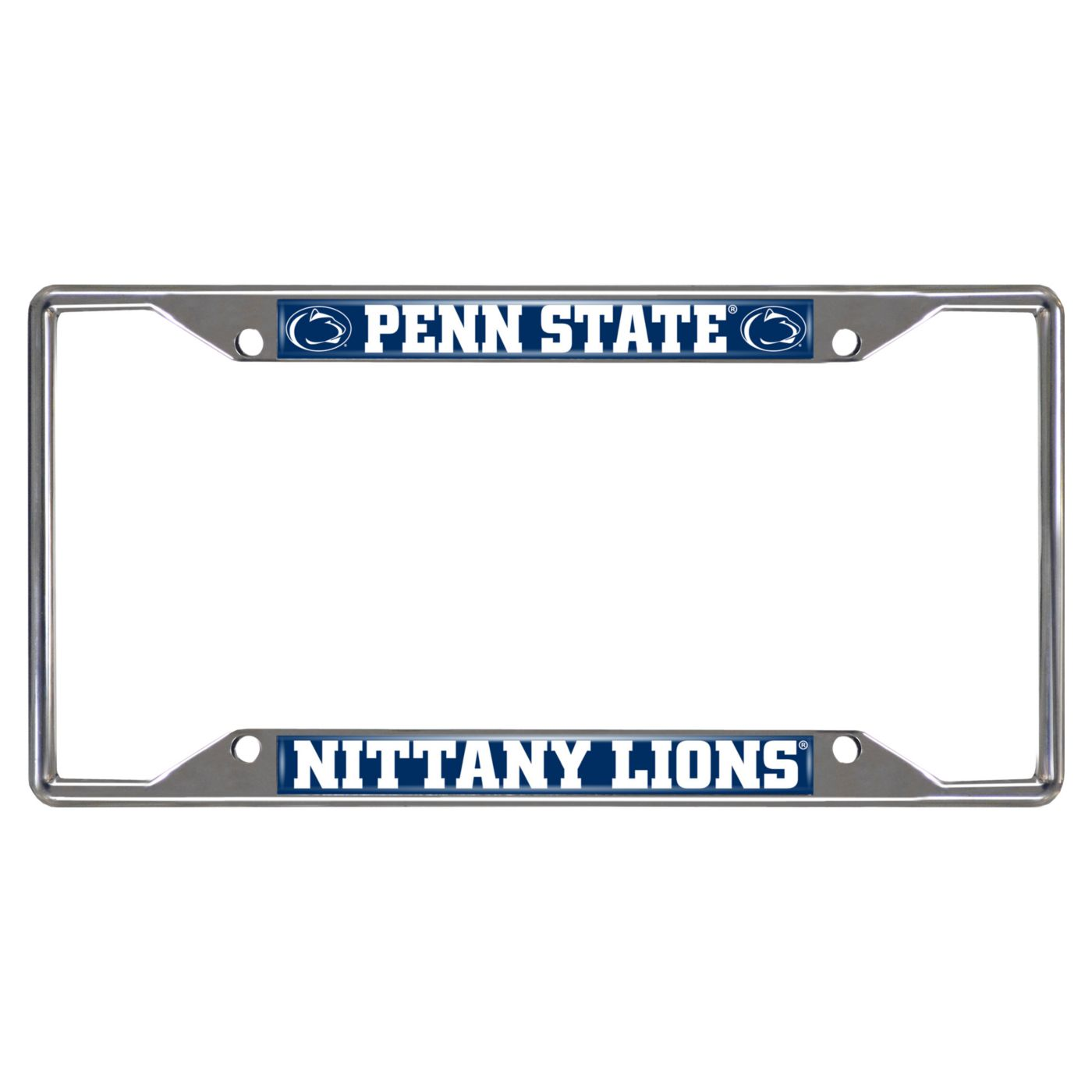 FANMATS Penn State Nittany Lions License Plate Frame