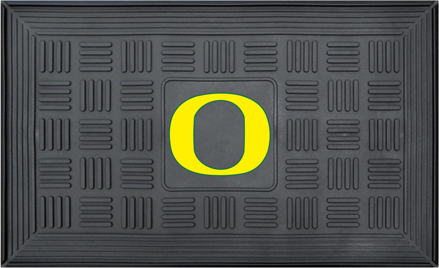 FANMATS Oregon Ducks  Door Mat