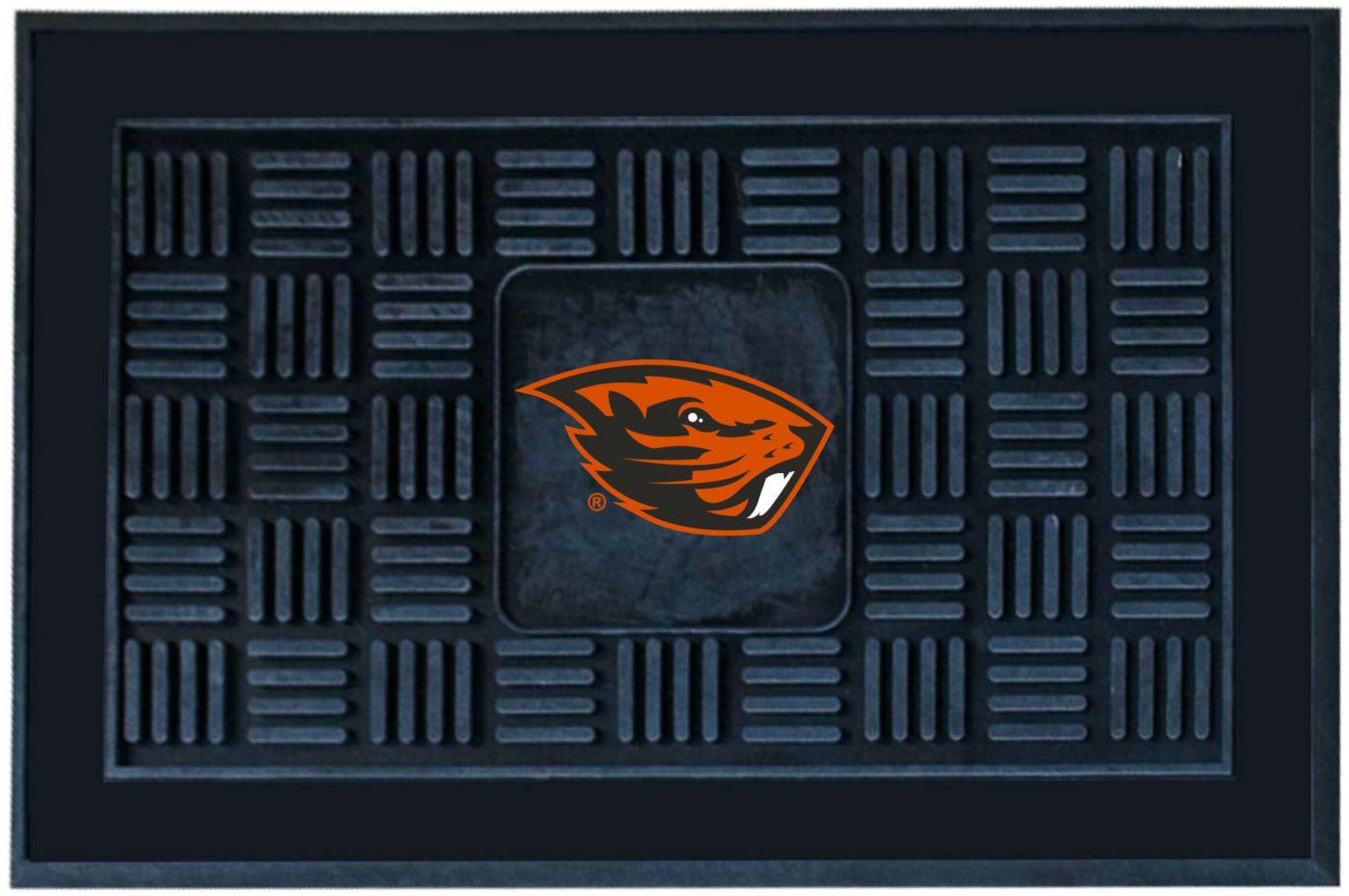 FANMATS Oregon State Beavers  Door Mat